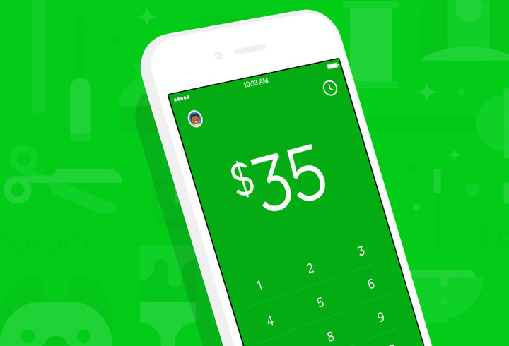 Send and receive money without the hassle