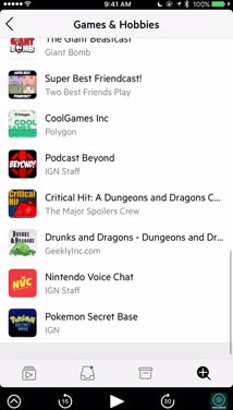 Castro 2 Brings a New Way to Manage Your Favorite Podcasts