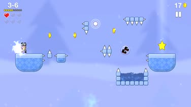Mikey Jumps Back Onto the App Store for Platforming Fun
